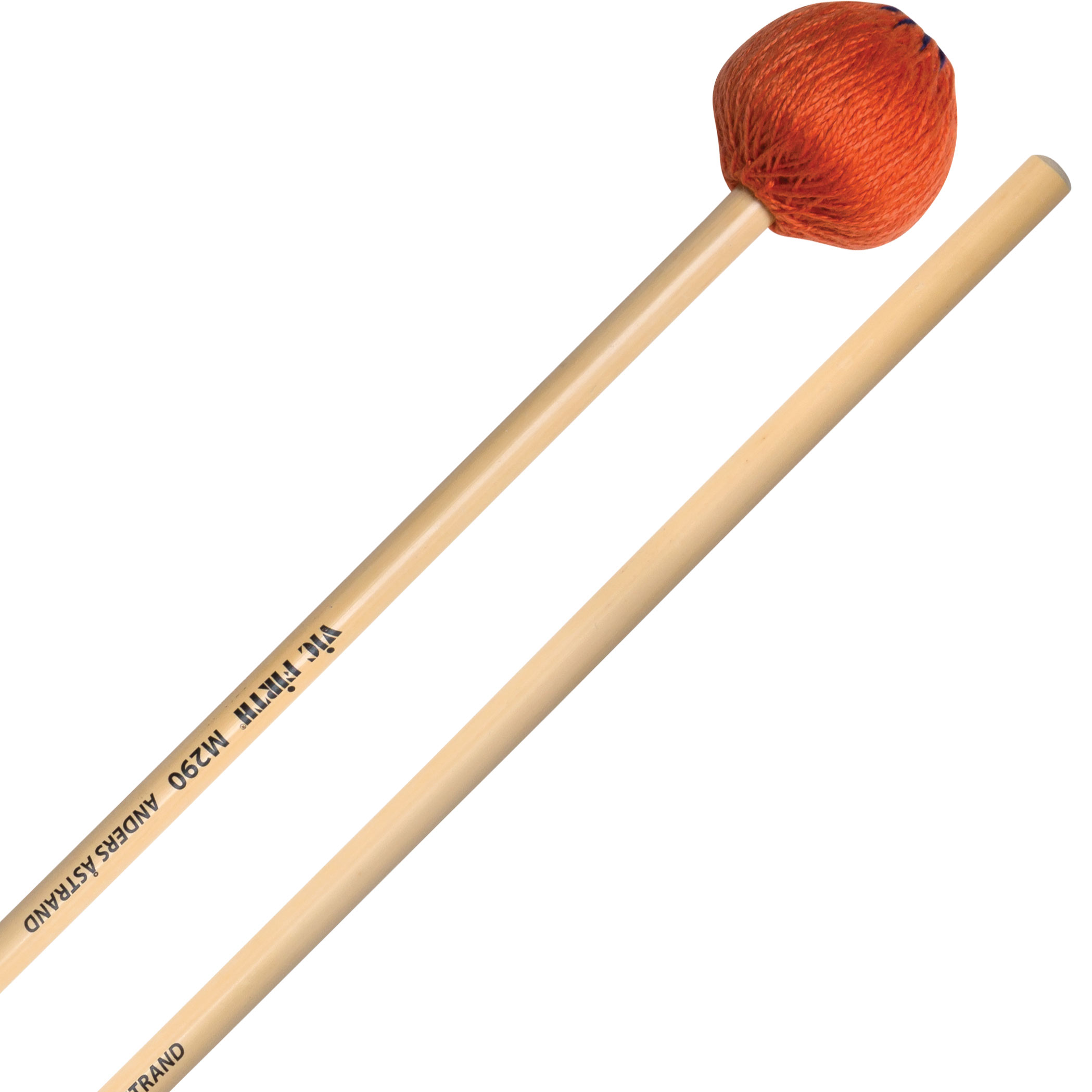 Vic Firth Anders Astrand Orange Signature Soft Keyboard Mallets