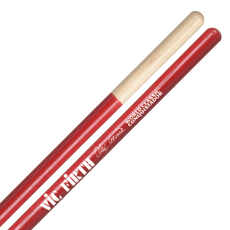 Vic Firth Alex Acuna World Classic Conquistador Timbale Sticks