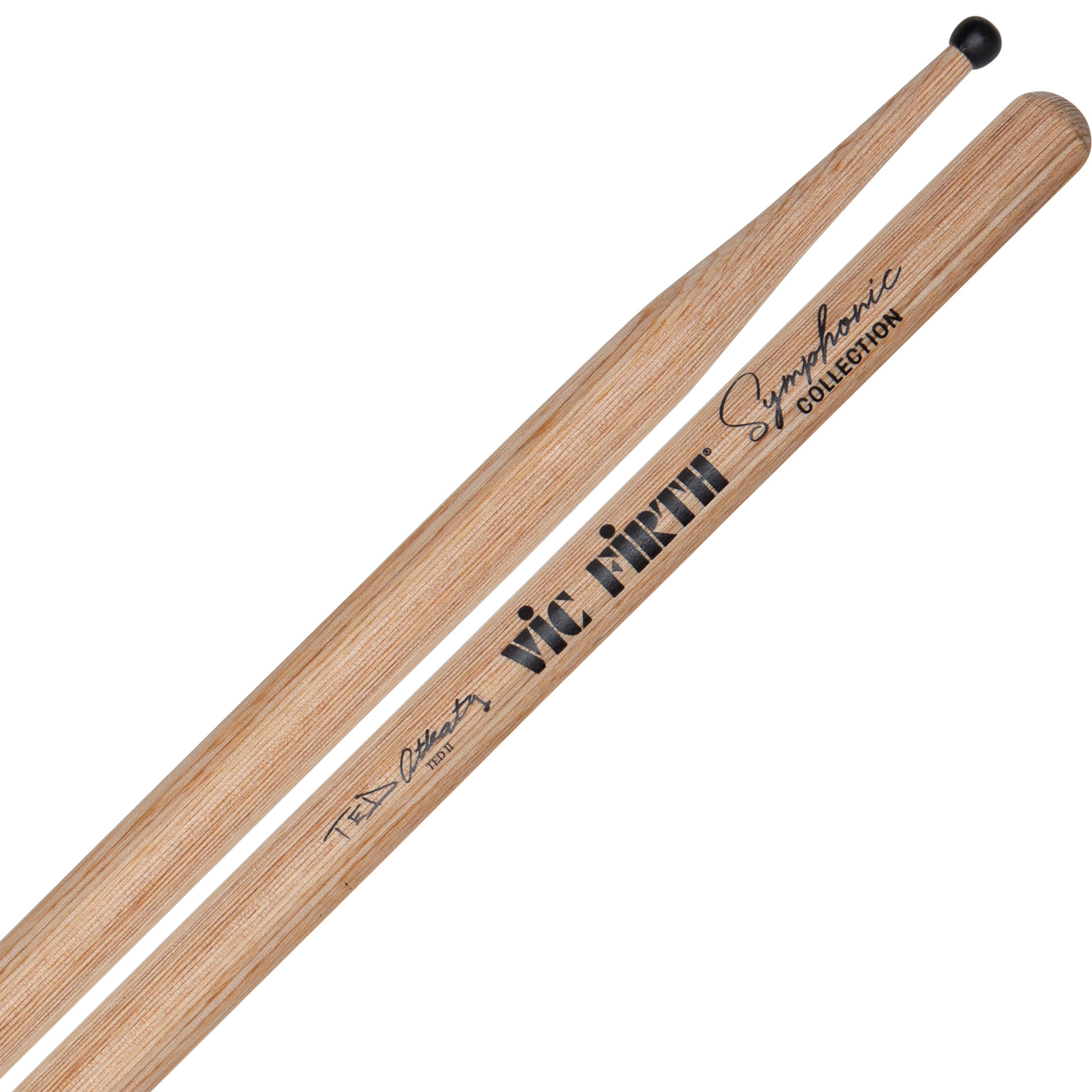 Vic Firth Symphonic Collection Ted Atkatz II Signature Snare Drum Sticks