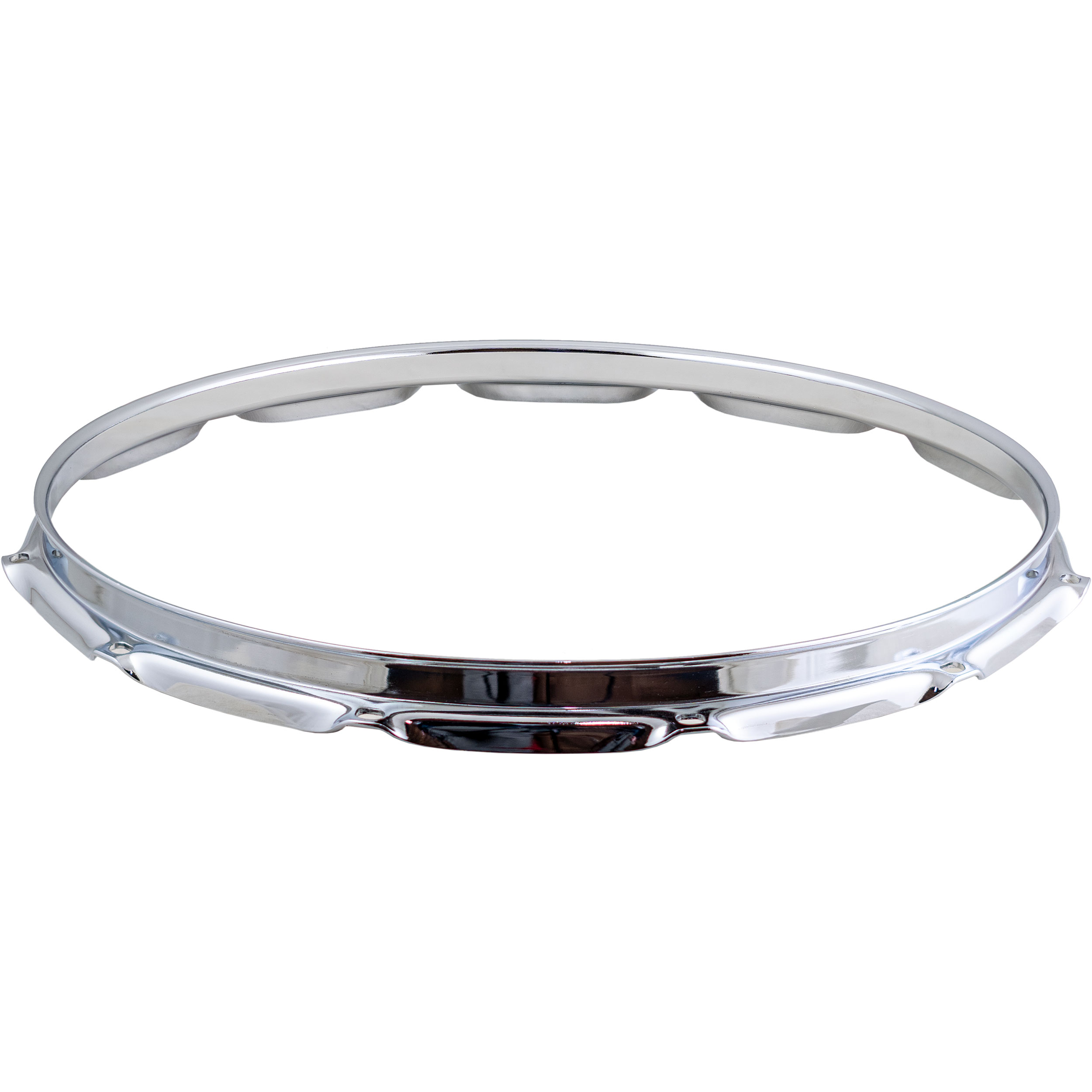 """Tama 14"""" 12-Hole Batter (Top) Hoop for Starlight Series Drums"""