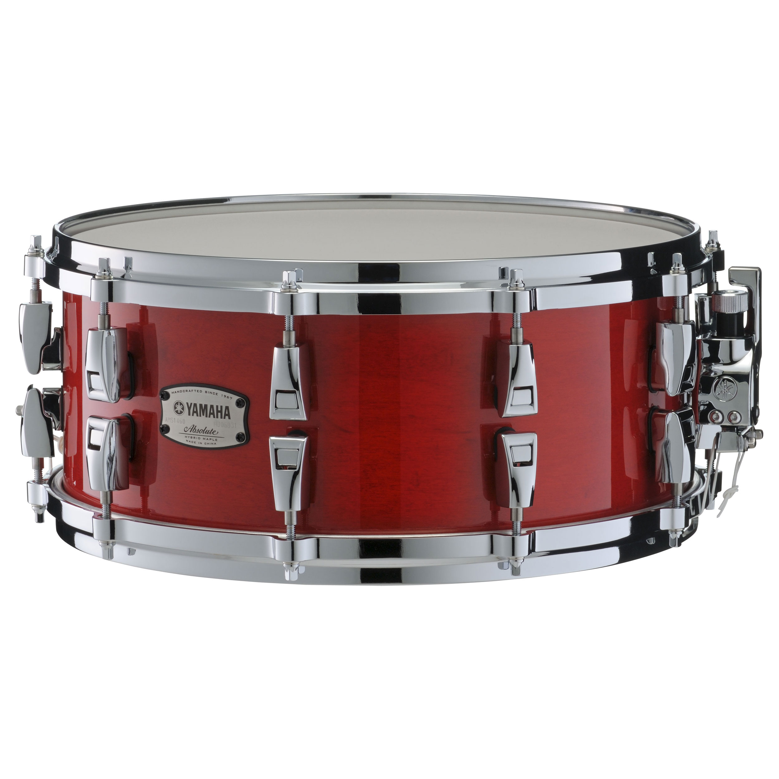 "Yamaha 6"" x 14"" Absolute Hybrid Maple Snare Drum"