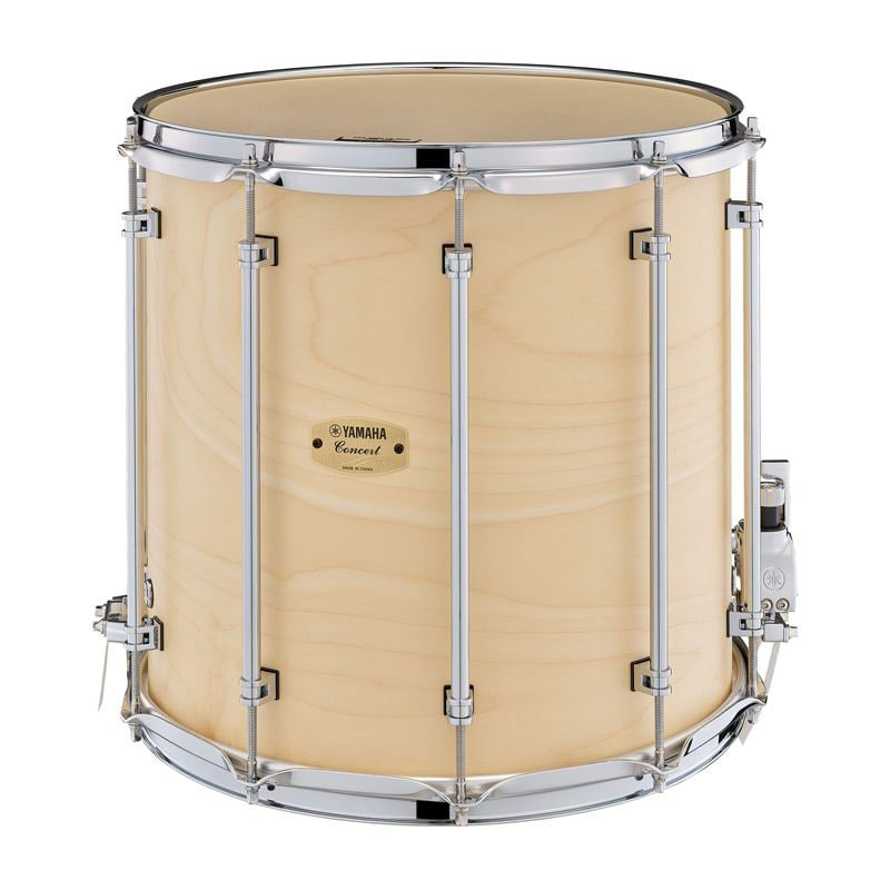 """Yamaha 14"""" x 14"""" CFM 8-Ply Maple Field Drum in Matte Natural"""