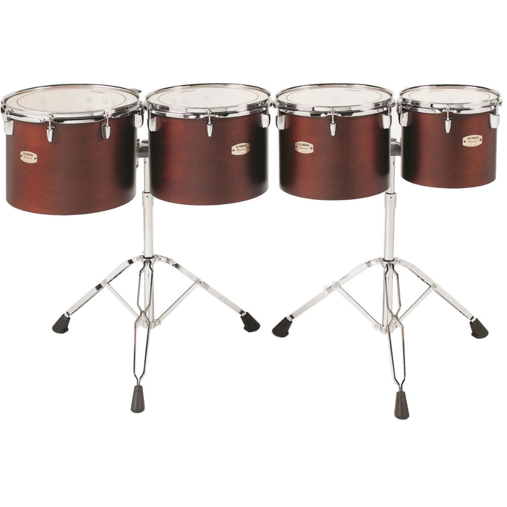 "Yamaha 6/8/10/12"" Grand Series Concert Toms with WS-865A Stands"