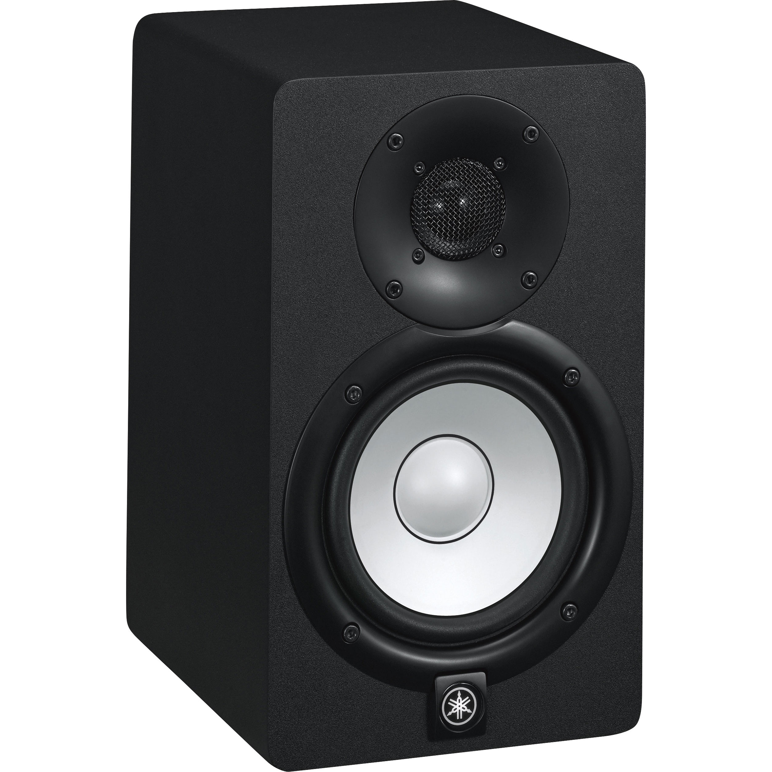 """Yamaha 70W Powered 2-way Studio Monitor with 5"""" Woofer and 1"""" Tweeter"""