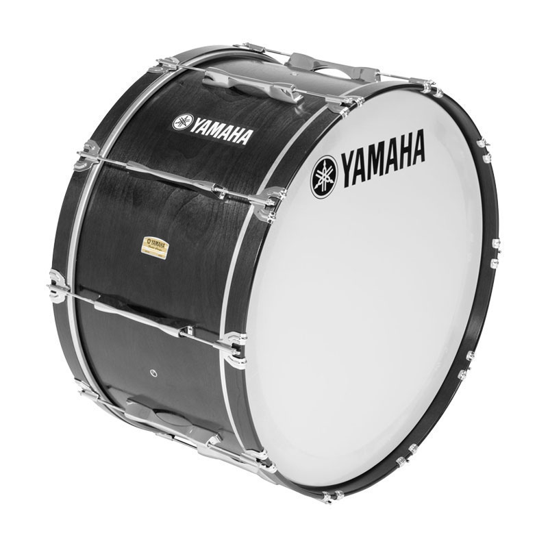 "Yamaha 30"" 8300 Field-Corps Marching Bass Drum"