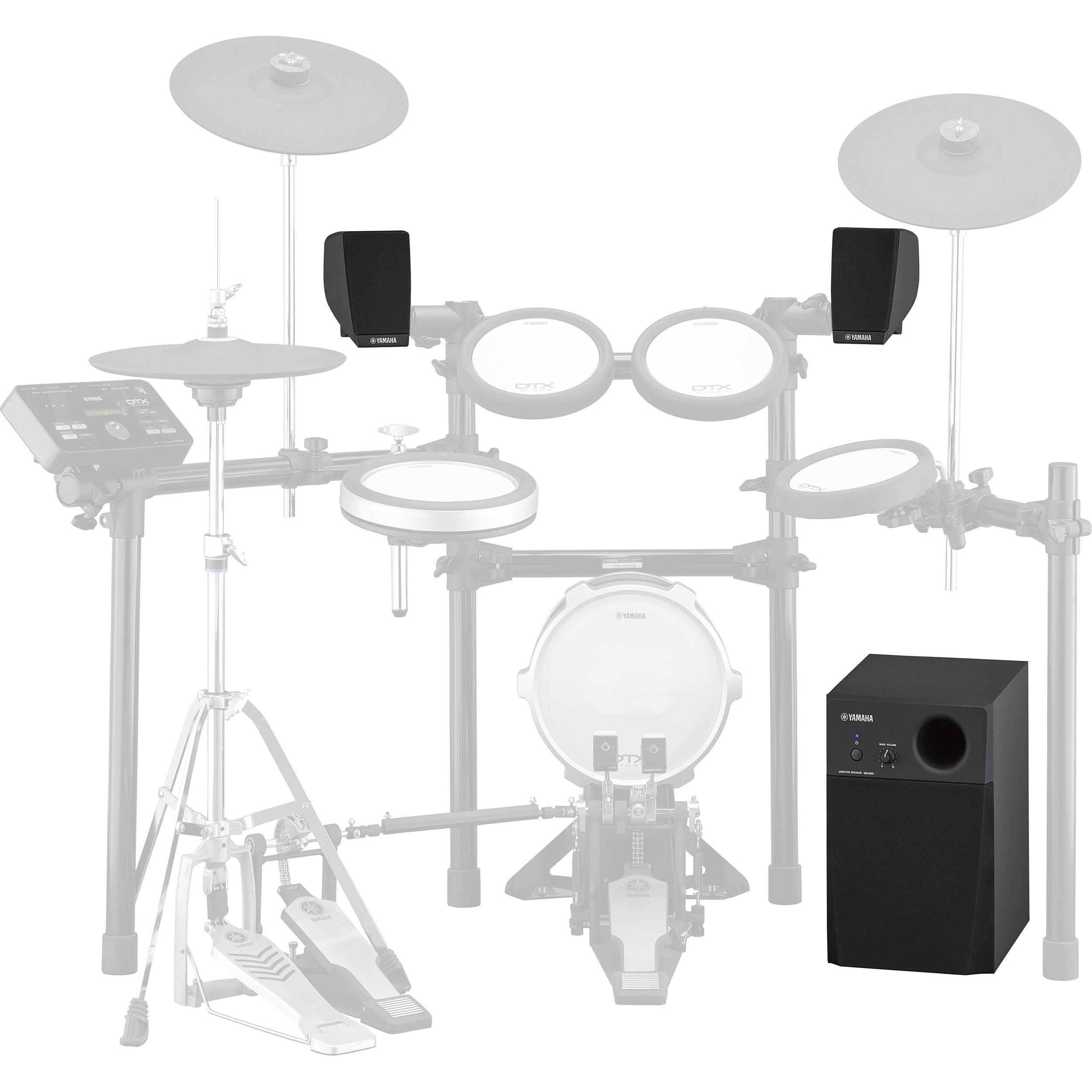 Yamaha 2.1-Channel Electronic Drum Monitor System