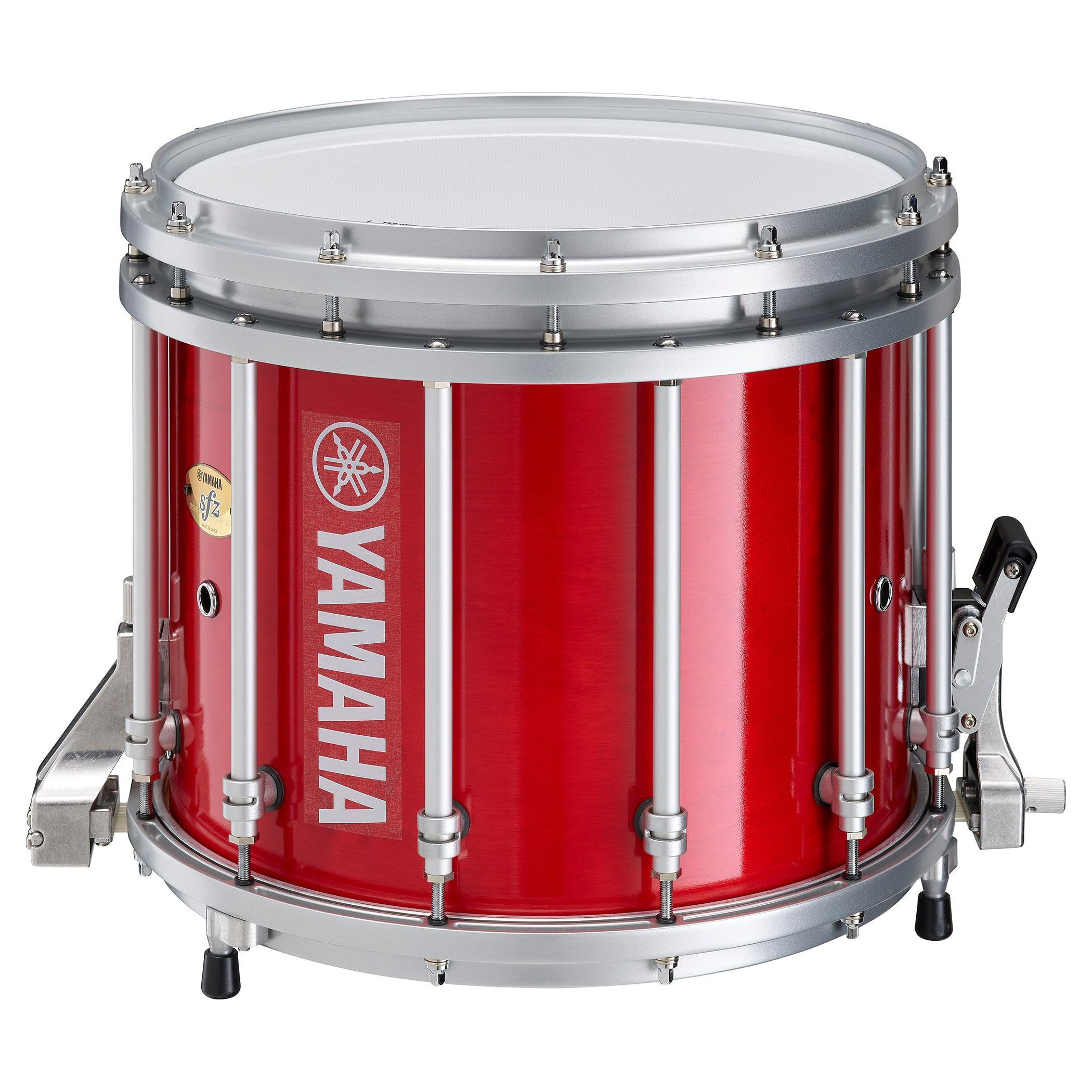 """Yamaha 14"""" x 12"""" 9400 Series SFZ Marching Snare Drum with Standard Hardware"""
