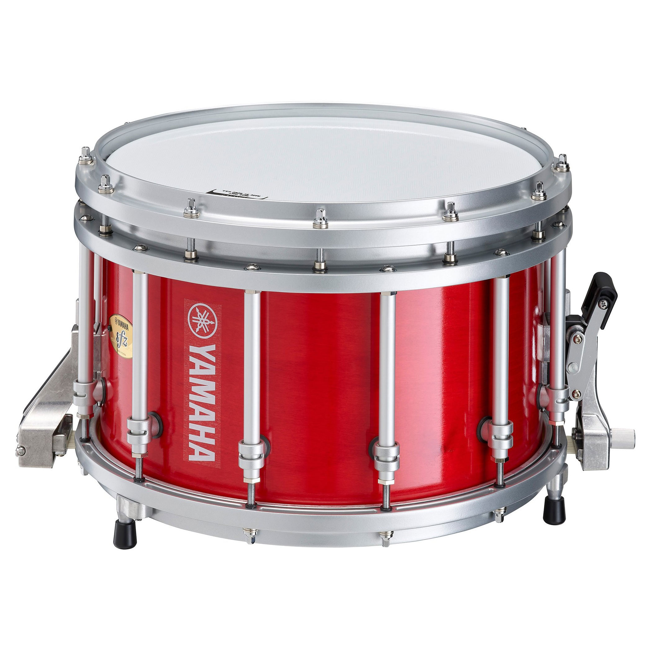 """Yamaha 14"""" x 9"""" 9400 Series SFZ Marching Snare Drum with Standard Hardware"""