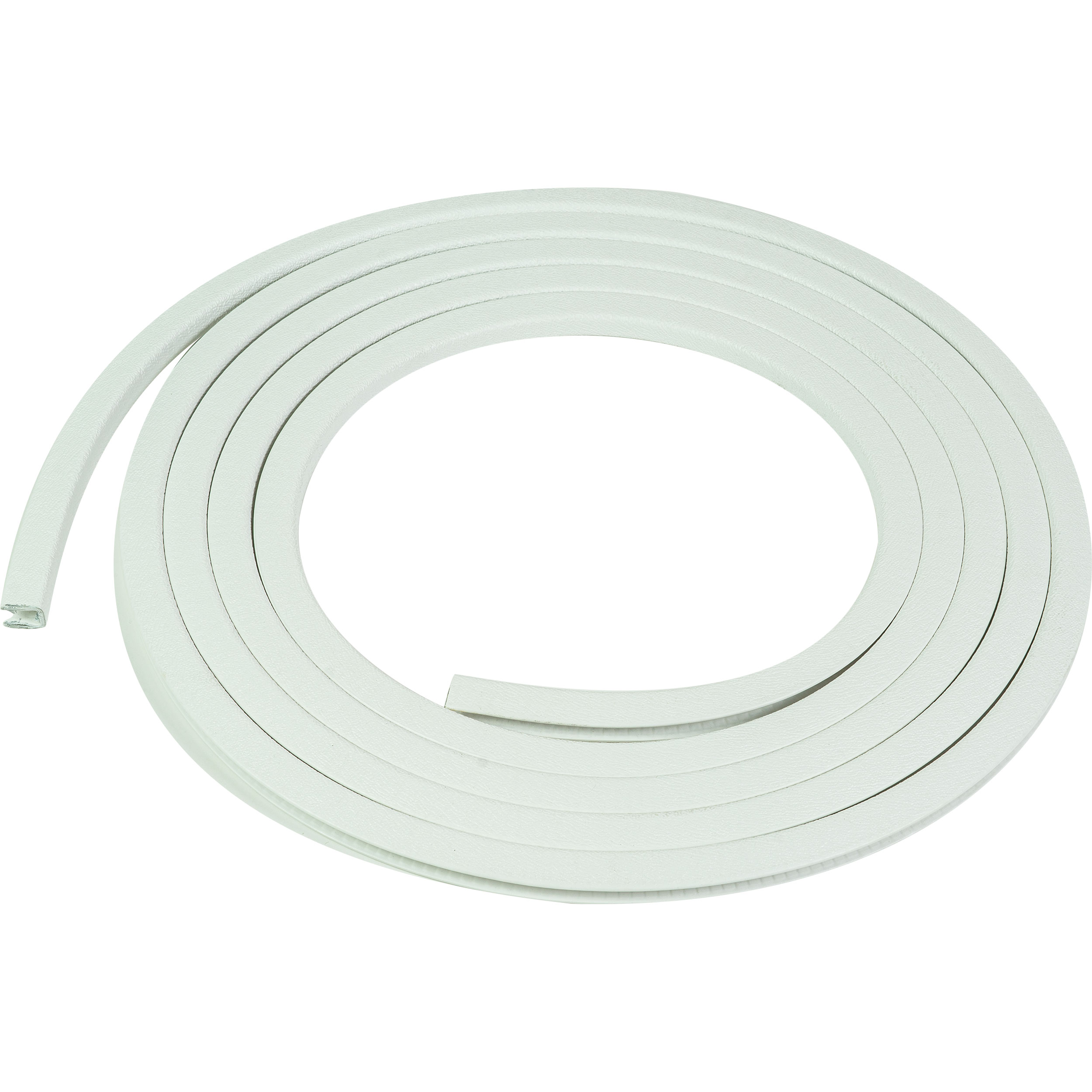 Yamaha Rubber Marching Tenor Trim (15 Feet) in White