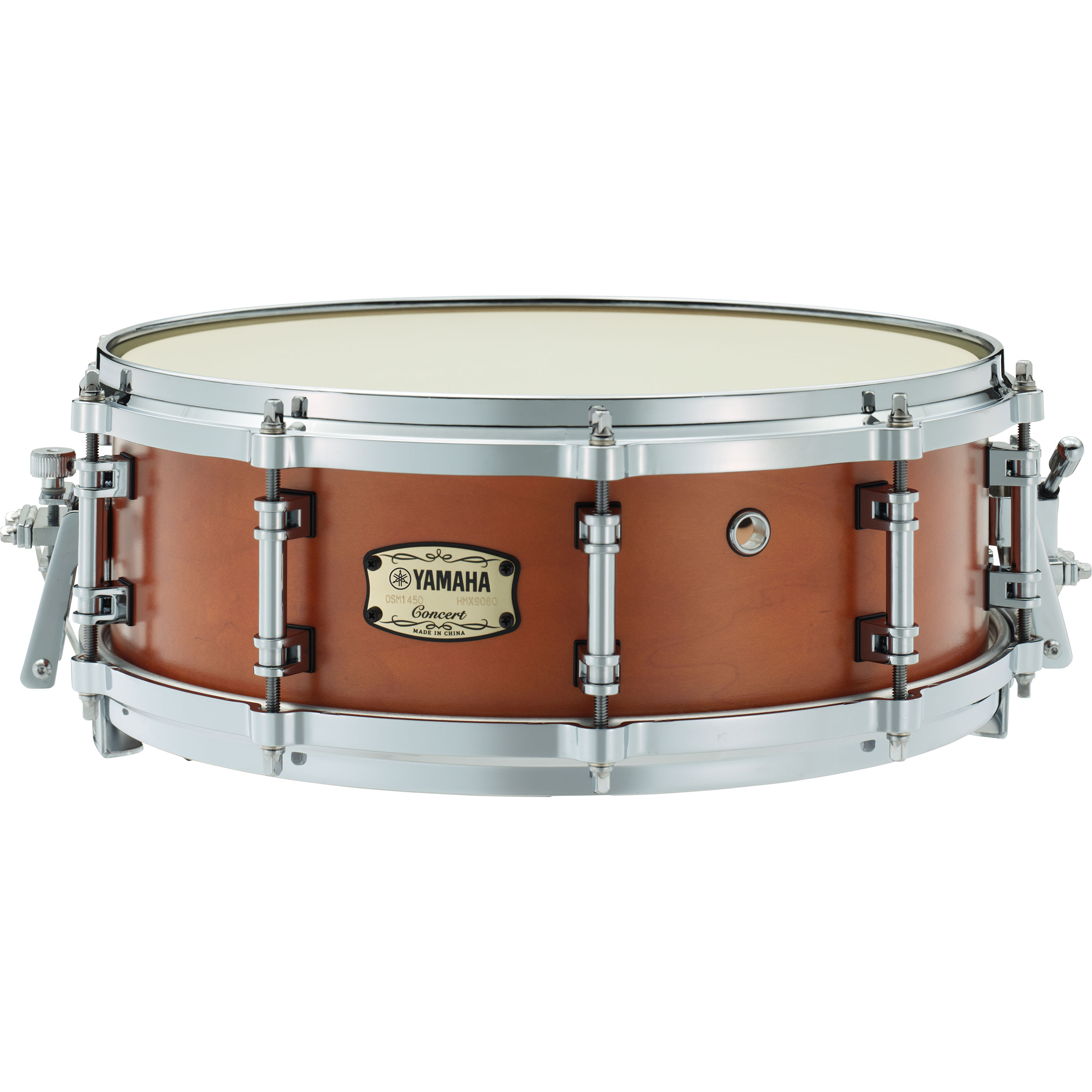 """Yamaha 14"""" x 5"""" Orchestral Series Maple Concert Snare Drum"""