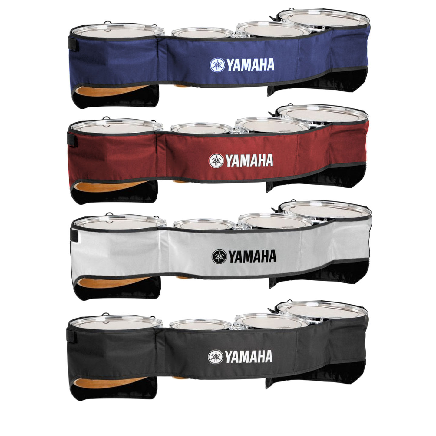 Yamaha Custom Color Deep Marching Tenor Cover