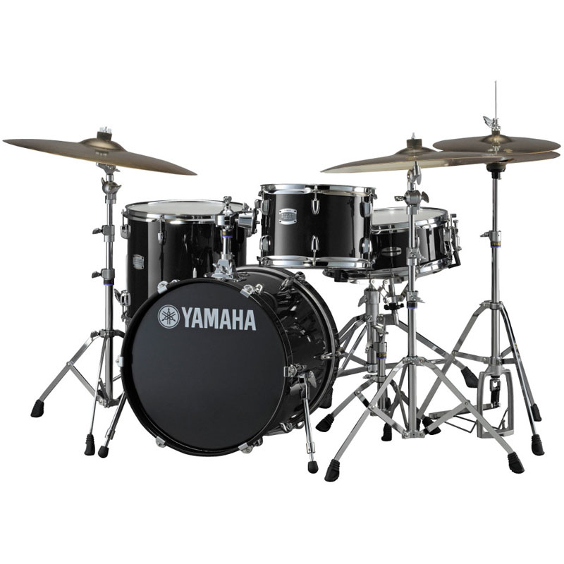 "Yamaha Stage Custom 3-Piece Bebop Drum Set Shell Pack (18"" Bass, 12/14"" Toms)"
