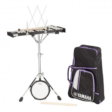 Yamaha Total Percussion Bell Kit with Backpack