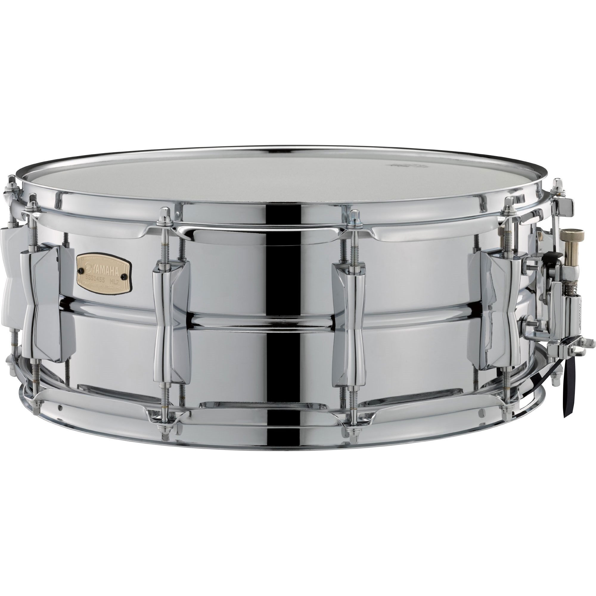 "Yamaha 14"" x 5.5"" Stage Custom Steel Snare Drum"
