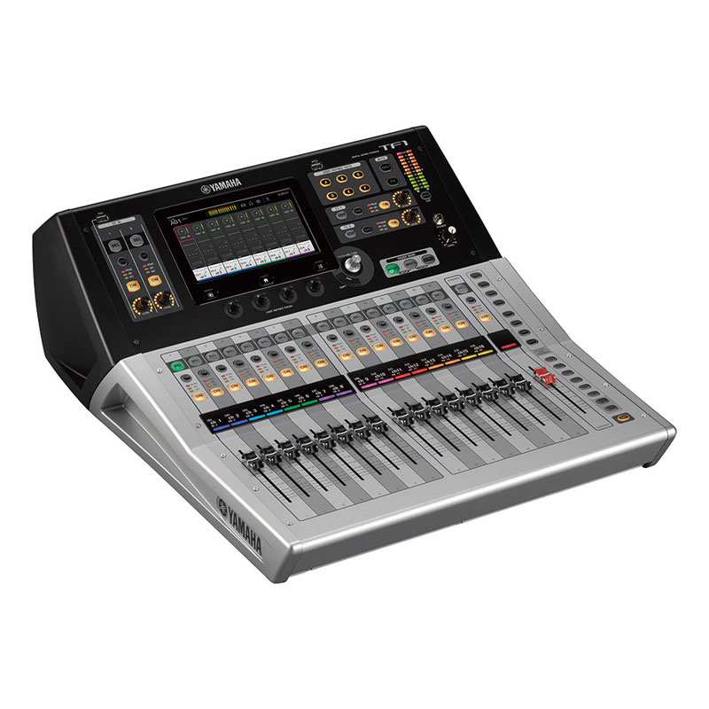 Yamaha TF1 16-Channel Touchscreen Digital Audio Console