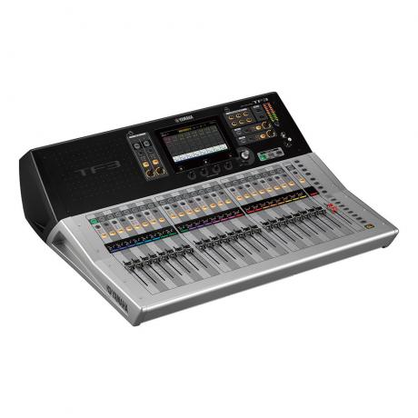 Yamaha TF3 24-Channel Touchscreen Digital Audio Console