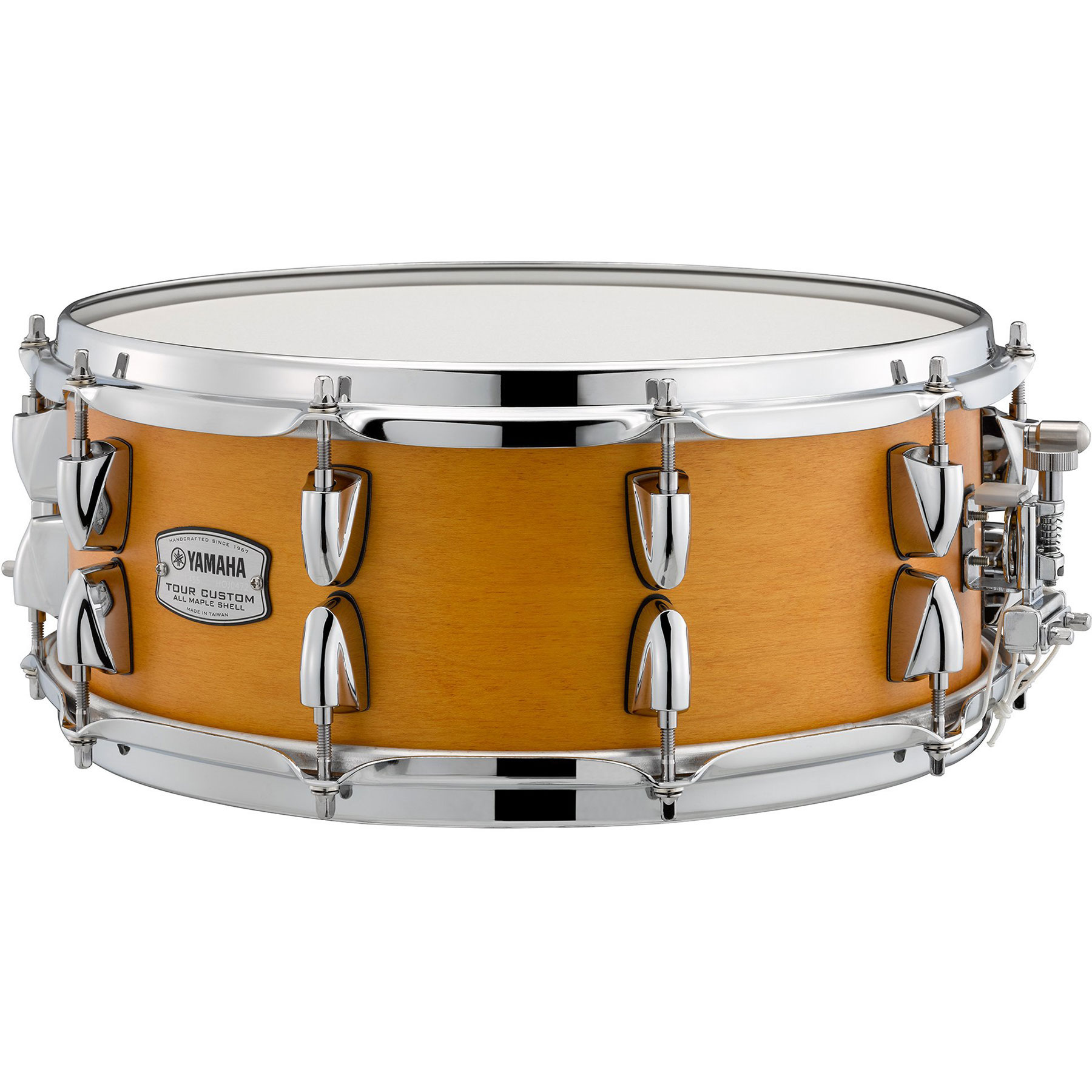 "Yamaha 14"" x 5.5"" Tour Custom Maple Snare Drum"