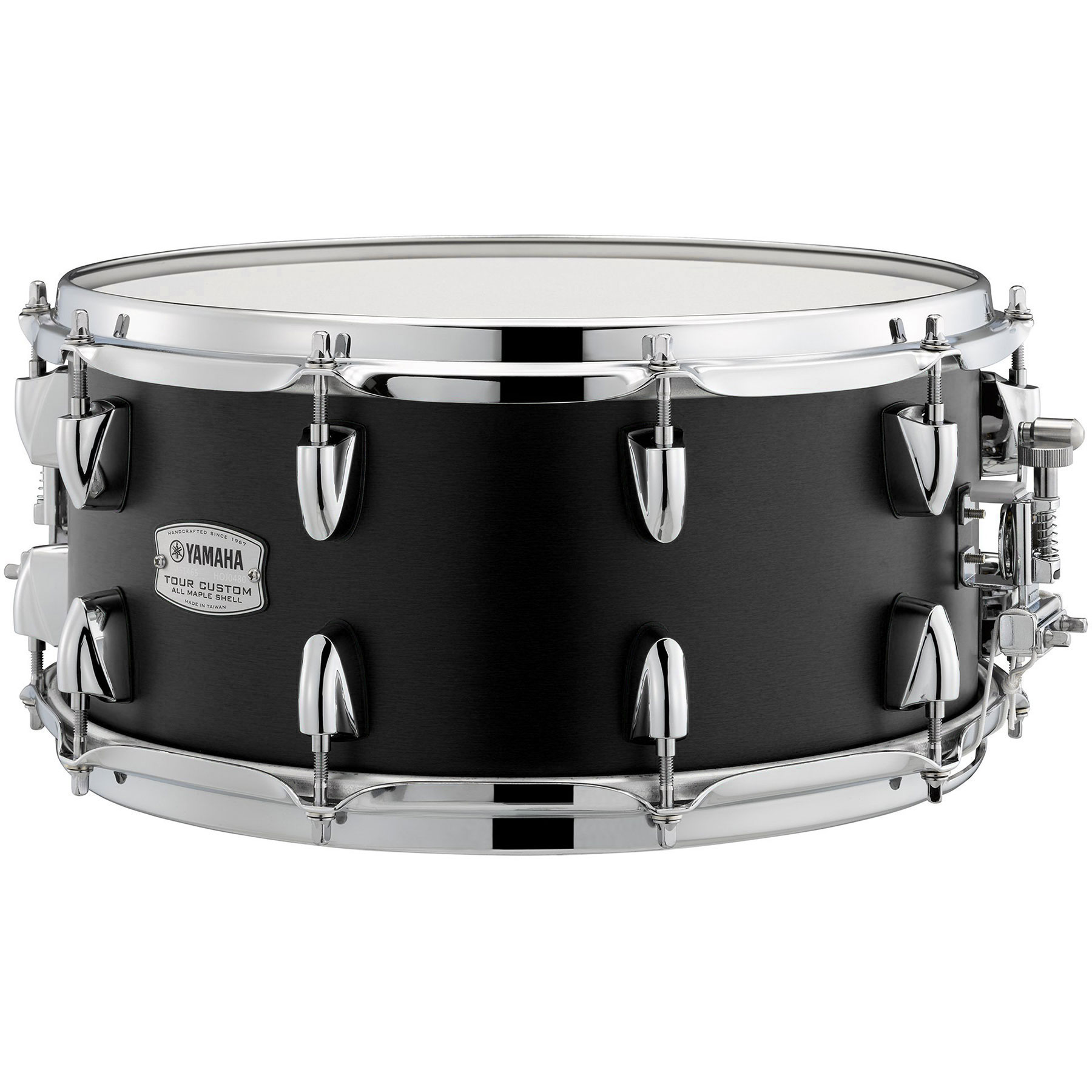 "Yamaha 14"" x 6.5"" Tour Custom Maple Snare Drum"