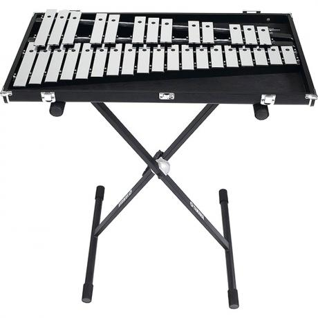 Yamaha 2.5 Octave Concert Bells (Glockenspiel) with YGS-70 X-Stand