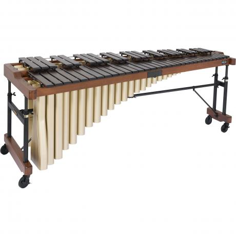 Yamaha 4.5 Octave Professional Rosewood Marimba with Drop Cover