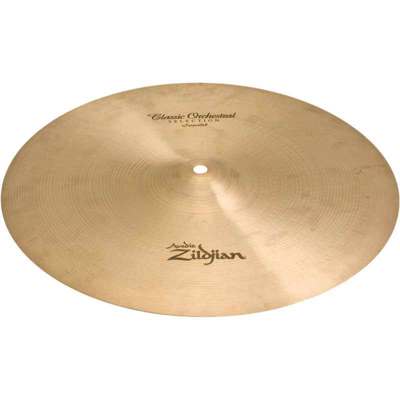 "Zildjian 20"" Classic Orchestral Suspended Cymbal"