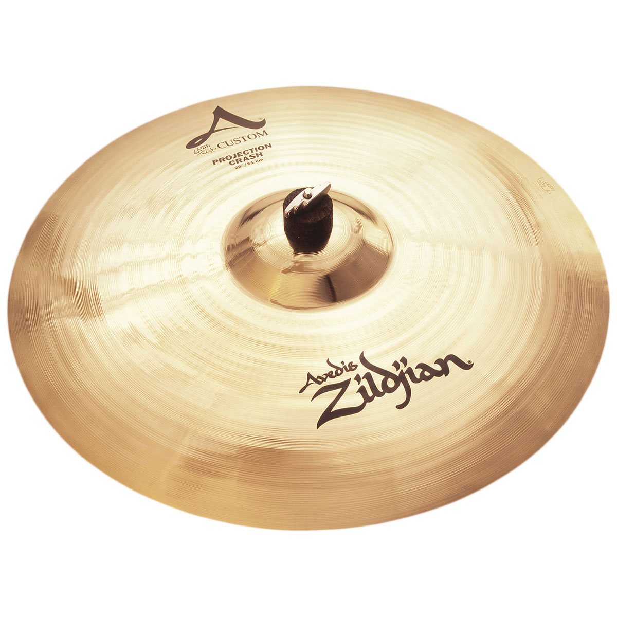 "Zildjian 20"" A Custom Projection Crash Cymbal"