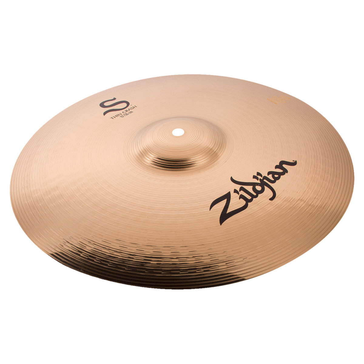 "Zildjian 15"" S Family Thin Crash Cymbal"
