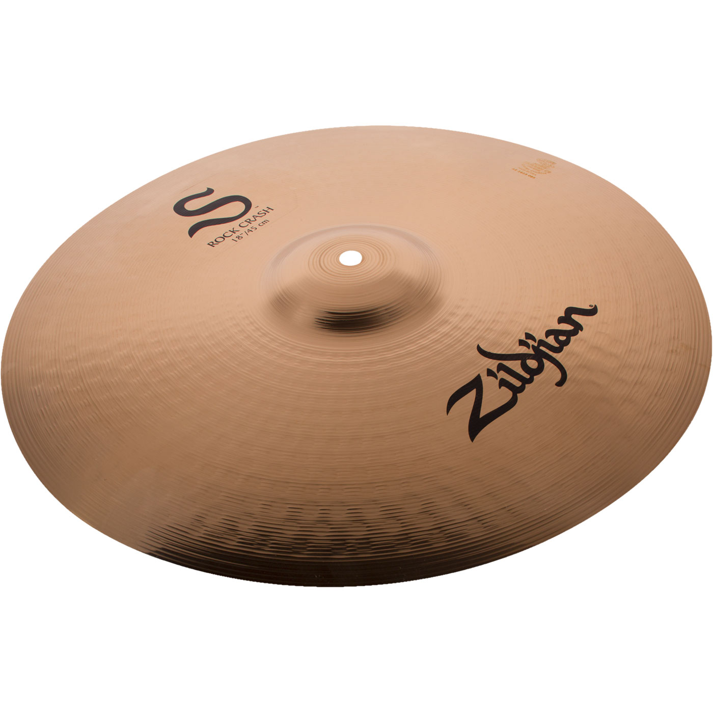 "Zildjian 18"" S Family Rock Crash Cymbal"