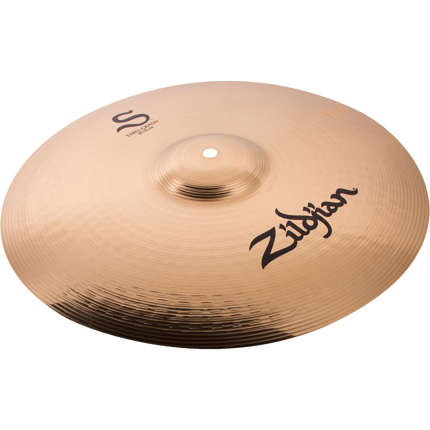 "Zildjian 18"" S Family Thin Crash Cymbal"