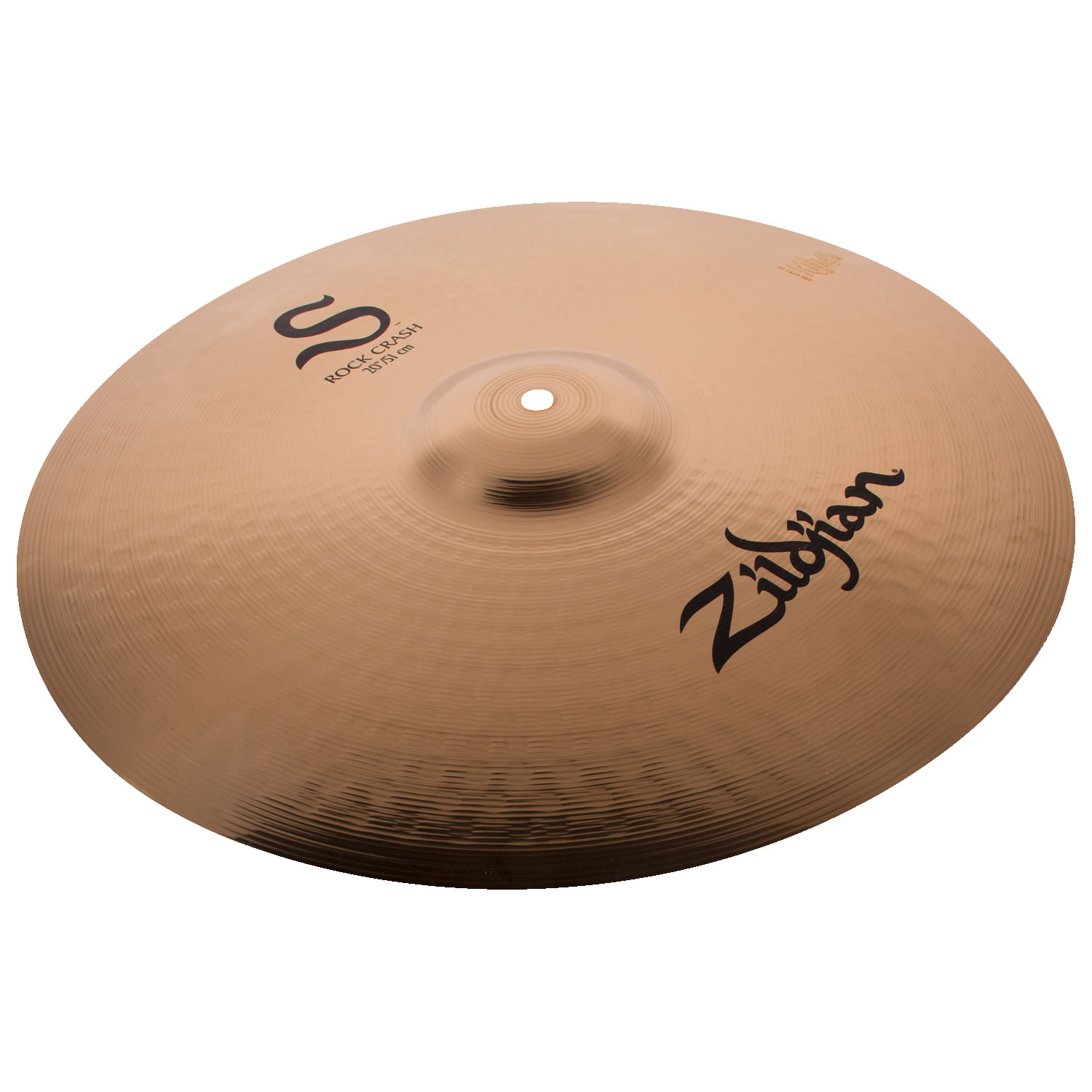 "Zildjian 20"" S Family Rock Crash Cymbal"