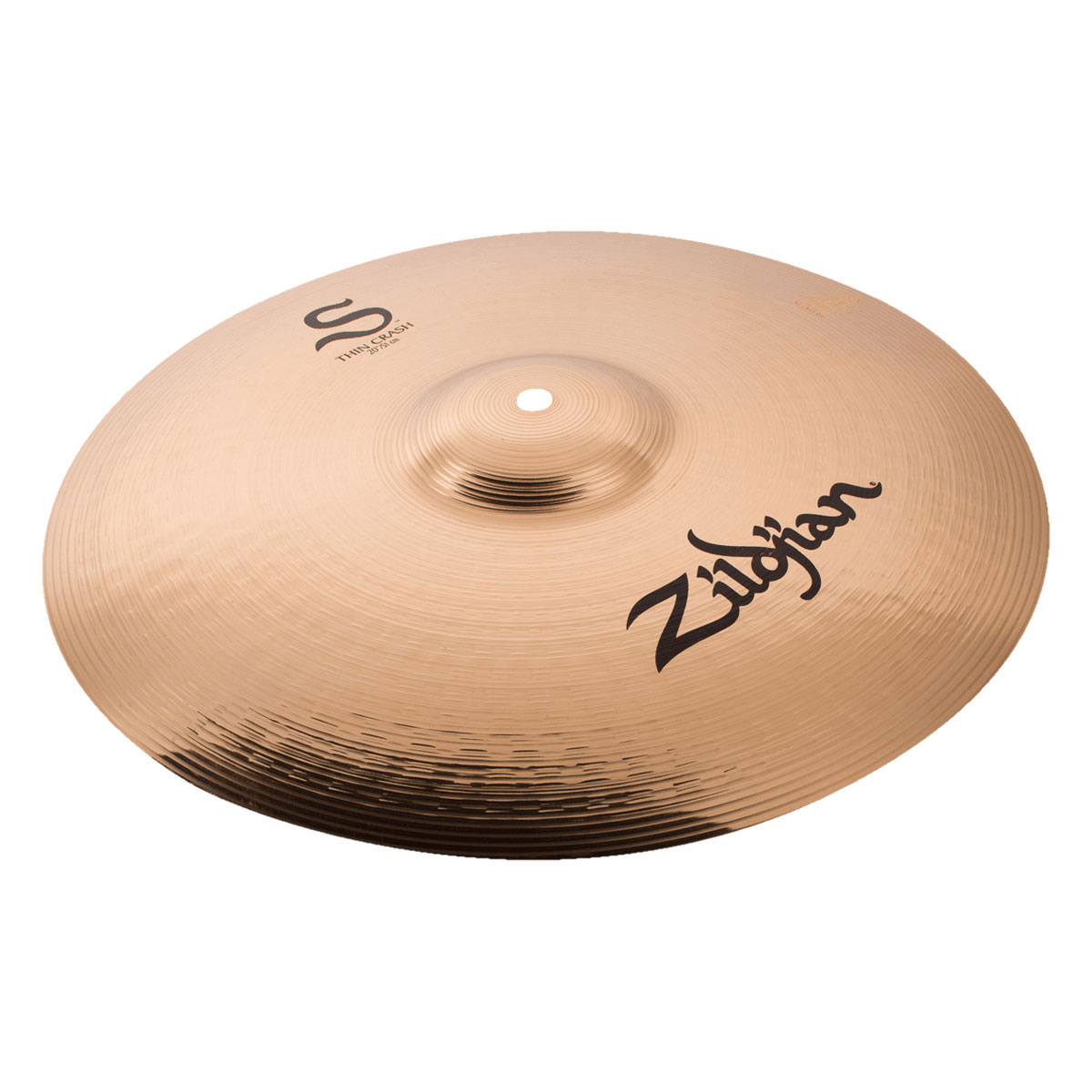 "Zildjian 20"" S Family Thin Crash Cymbal"