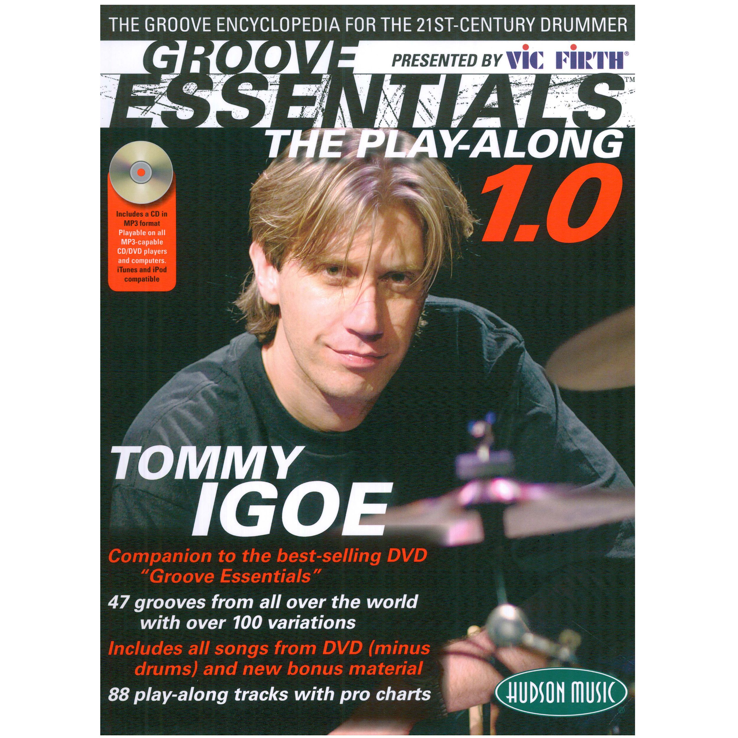Groove Essentials 1.0 Book/CD Pack by Tommy Igoe